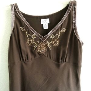 Beautiful Embroidered Top
